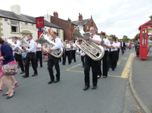 Eccleston Brass Band